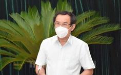 Bí thư Nguyễn Văn Nên: 'Tạo điều kiện thuận lợi nhất cho người làm từ thiện'