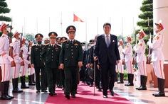 Bộ Quốc phòng hai nước Việt - Nhật ký kết chuyển giao thiết bị, công nghệ quốc phòng
