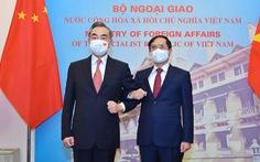Việt Nam và Trung Quốc nhất trí kiểm soát bất đồng, duy trì hòa bình Biển Đông