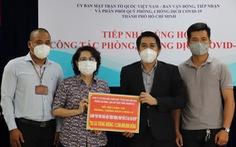 TP.HCM tiếp nhận 50.000 hộp thuốc Đông y điều trị F0