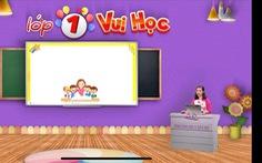 TP.HCM: Dạy toán và tiếng Việt lớp 1, 2 trên truyền hình từ ngày 13-9