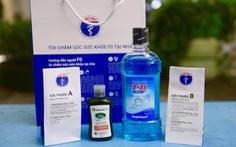 Túi thuốc an sinh - túi thuốc hy vọng cho hàng trăm ngàn F0 điều trị tại nhà