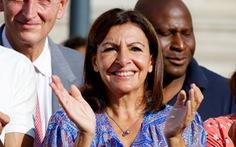 Thị trưởng Paris tuyên bố ra tranh cử Tổng thống Pháp năm 2022