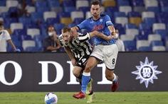 Thua ngược Napoli, Juventus tiếp tục chìm sâu trong khủng hoảng