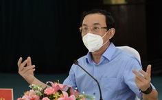 Bí thư Nguyễn Văn Nên: Nhiều khả năng thu hẹp khu vực giãn cách theo chỉ thị 16