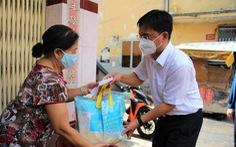 Bộ Tài chính tặng 6.000 túi an sinh cho người dân khó khăn tại TP.HCM