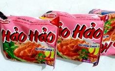 Acecook khẳng định mì Hảo Hảo tôm chua cay bán ở Việt Nam không có chất ethylene oxide