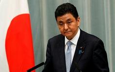 Nhật nghi tàu ngầm Trung Quốc tới gần đảo phía nam