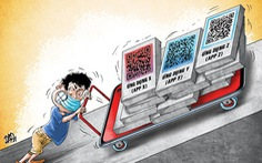 Mỗi người sẽ có một mã QR như chứng minh nhân dân hay căn cước công dân