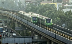 Chậm tiến độ, đường sắt Cát Linh - Hà Đông tăng 7,8 triệu USD chi phí tư vấn giám sát