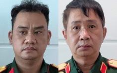 Khởi tố bị can, tạm giam 'trung tướng quân đội' dỏm và đồng phạm