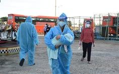 Phú Yên sẽ đưa tiếp 6.500 người từ TP.HCM và phía Nam về quê