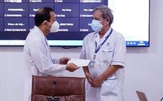 Nhặt được 200 triệu đồng, điều dưỡng tìm trả lại người bệnh