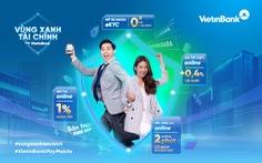 Kiến tạo 'Vùng xanh tài chính' cùng VietinBank
