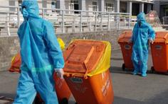 Nhiều khu cách ly, bệnh viện dã chiến ở Long An chưa đạt quy chuẩn xả thải