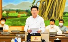Trình Quốc hội sửa Luật kinh doanh bảo hiểm để 'theo kịp quốc tế'