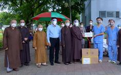 Giáo hội Phật giáo kêu gọi tăng ni, phật tử ủng hộ 'Sóng và máy tính cho em'