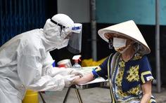 Xét nghiệm kháng thể cho người dân 6 phường ở Phú Nhuận và Bình Thạnh