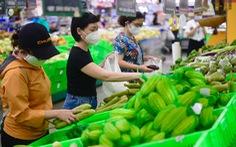 Vùng xanh vẫn cẩn trọng khi 'đi chợ'