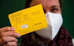Muôn vẻ 'thẻ xanh COVID' ở châu Âu