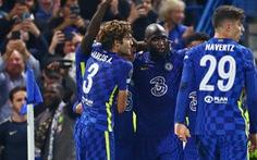 Lukaku mang về chiến thắng cho Chelsea