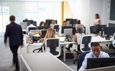 Chất lượng không khí công sở ảnh hưởng đến sự nhận thức của nhân viên