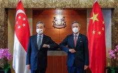 Ngoại trưởng Singapore nói 'cạnh tranh Mỹ - Trung gây bất an', ông Vương Nghị nói gì?