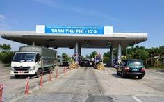 VEC khẳng định không chặn đường cao tốc, gom xe để tận thu phí