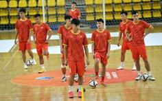 Video: Những niềm hy vọng của tuyển futsal Việt Nam trước Panama