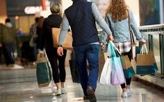 Doanh số bán lẻ ở Mỹ tăng nhờ mua hàng trực tuyến và đồ nội thất