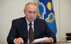 Tổng thống Nga Putin xác nhận hàng chục người trong đoàn tùy tùng nhiễm COVID-19