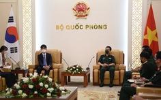Tăng cường hợp tác công nghiệp quốc phòng Việt Nam - Hàn Quốc