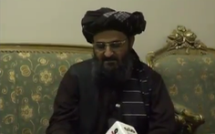 Phó thủ tướng lâm thời của chính quyền Taliban tái xuất sau tin đồn ẩu đả để giành quyền lực