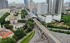 Metro Nhổn - ga Hà Nội khó khai thác đoạn trên cao vào cuối năm 2021