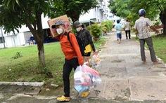 Bình Thạnh tiếp tục để người dân khu trọ lụp xụp ở lại chung cư đến 23-9