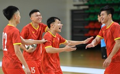 Đội tuyển futsal Việt Nam được thưởng 500 triệu đồng sau trận thắng Panama