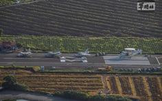 Đài Loan thông báo 'xua đuổi 10 máy bay Trung Quốc vào vùng ADIZ'