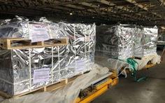 100.000 lọ thuốc điều trị COVID-19 về đến Việt Nam