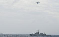 Indonesia điều thêm tàu chiến, máy bay ra biển vì tàu Trung Quốc đến gần