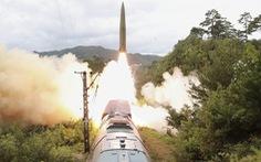 Triều Tiên công bố video vụ phóng tên lửa mới nhất