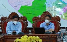 Thứ trưởng Bộ Y tế đề nghị Cần Thơ mạnh dạn nới lỏng các xã, ấp 'xanh' trong 'vùng đỏ'