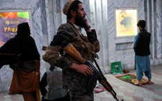 Taliban hứng chịu vụ tấn công khủng bố chết người đầu tiên