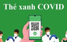 Ngành y tế TP.HCM: Chỉ tiêm ít nhất 1 mũi vắc xin là đủ điều kiện có thẻ xanh COVID