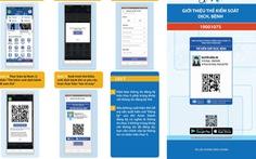 Huế cấp cho mỗi người dân một 'Thẻ kiểm soát dịch bệnh' qua mã QR code
