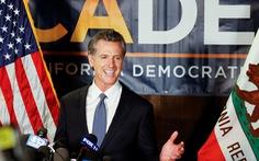 Thống đốc Newsom: California có tỉ lệ nhiễm COVID-19 thấp nhất Mỹ