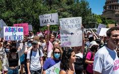Tổng thống Mỹ lên án luật cấm phá thai hà khắc ở Texas