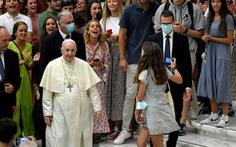 Đức Giáo hoàng bác bỏ tin đồn thoái vị vì sức khỏe