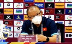 HLV Park Hang Seo: 'Đội tuyển Việt Nam sẽ nỗ lực để mang về niềm vui trong ngày Quốc khánh 2-9'