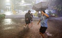 Bang New York, New Jersey ban bố tình trạng khẩn cấp do 'tàn dư' bão Ida