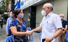 Trưởng Ban Tuyên giáo Thành ủy TP.HCM: 'Địa phương cần gõ cửa từng nhà thăm hỏi người dân'